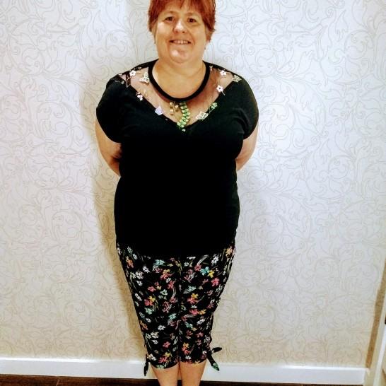 Cindy whole body pants 50
