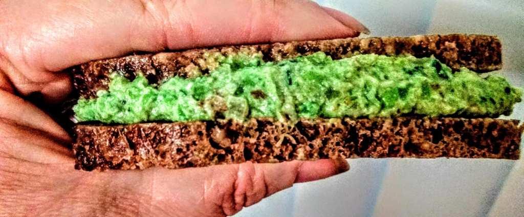 Pea Broccoli Spread