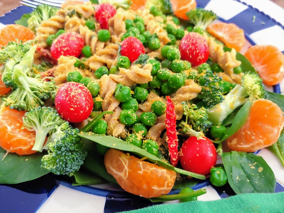 Cannelli Bean Pasta Sauce Mac On Greens 2